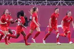 Lịch thi đấu chung kết bóng đá nữ Olympic 2020