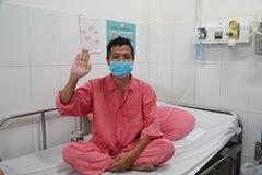 Cascadeur Lữ Đắc Long hồi phục sau 6 lần bất tỉnh vì Covid-19