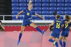 Đả bại Úc, Thụy Điển tranh HCV bóng đá nữ với Canada