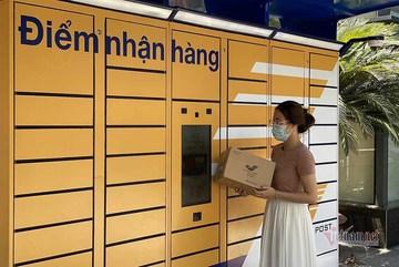 Ứng dụng công nghệ giúp bưu tá, khách hàng hạn chế tiếp xúc