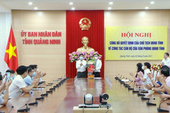 Quảng Ninh điều động, bổ nhiệm nhiều cán bộ sở, ngành
