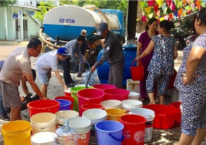 Đà Nẵng chuẩn bị kế hoạch giảm tiền nước cho người dân