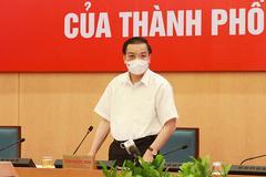 Chủ tịch Hà Nội: Lập 3 tổ công tác chống dịch, vướng mắc gì giải quyết ngay