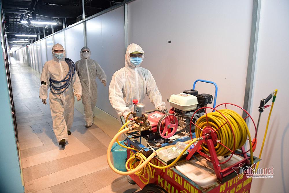 TP.HCM thành lập thêm 2 bệnh viện dã chiến điều trị F0