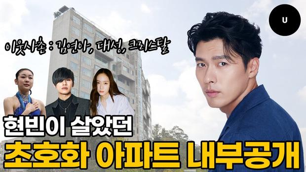 Xôn xao tin Hyun Bin, Son Ye Ji sống chung trong penthouse trăm tỷ