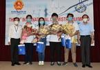 Học sinh Việt Nam giành 3 Huy chương Vàng Olympic Hóa học quốc tế