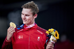 Viktor Axelsen, chuyện cổ tích ở Olympic 2020