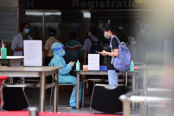Công bố 3.578 ca Covid-19, thêm 538.488 người được tiêm vắc xin
