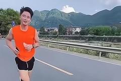 Cãi thua vợ, anh chồng chạy bộ 30km về nhà ngoại