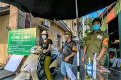 Những chốt bảo vệ 'vùng xanh' đầu tiên tại Hà Nội
