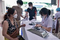 Vắc xin cho Hà Nội