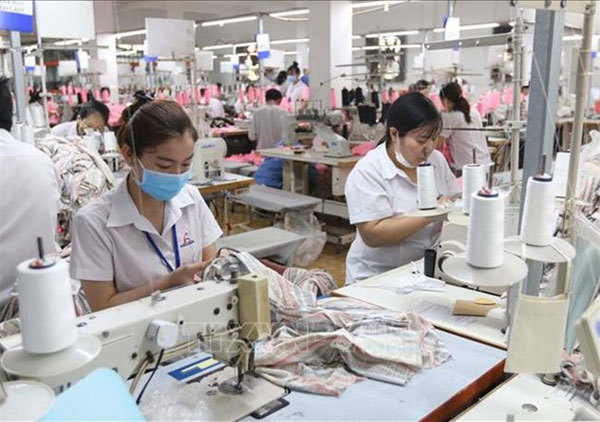 Vietnam faces steep decline in production output in July