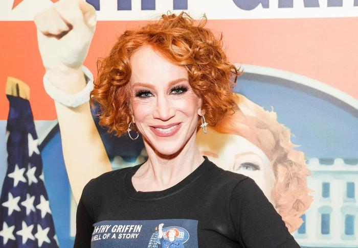 Diễn viên từng đoạt giải Grammy Kathy Griffin bị ung thư phổi