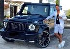 Ronaldo và những người nổi tiếng sở hữu Mercedes-Benz G-Class