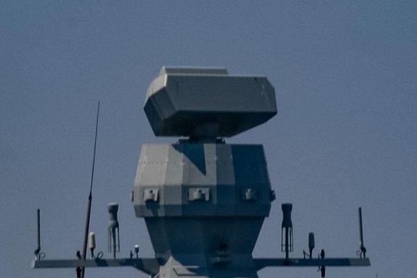 'Kho' vũ khí trên chiến hạm Đức sẽ đi qua Biển Đông