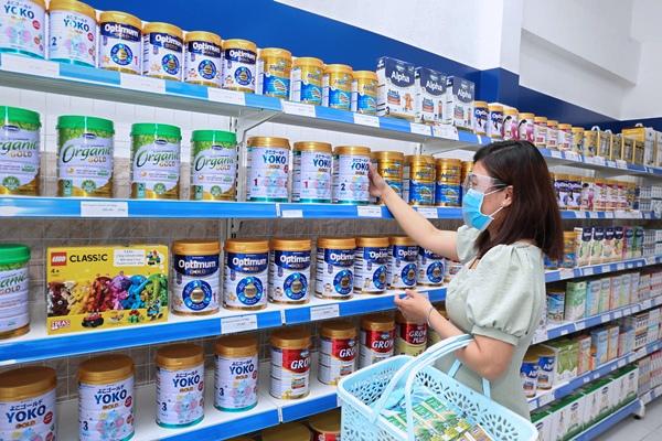 170 tỷquà tặngtrợ giá người dùngsản phẩm Vinamilk, san sẻ gánh lo mùa dịch