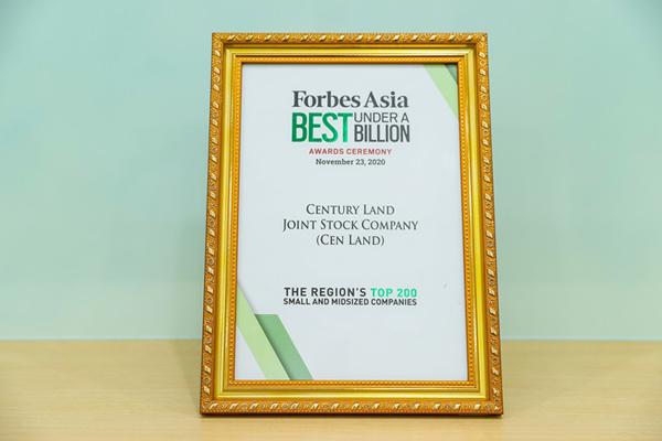 Cen Land, tự hào dấu ấn 20 năm trên thị trường bất động sản Việt Nam