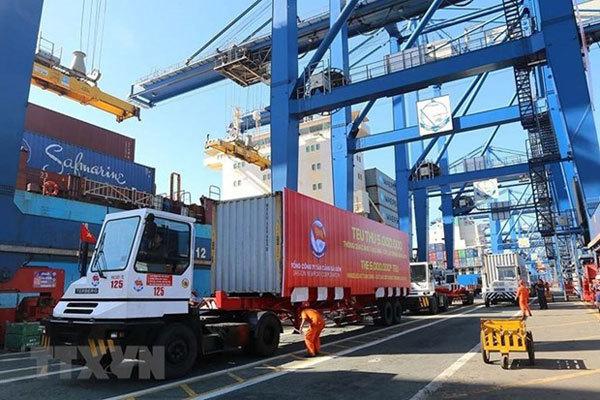 Vietnam seaports