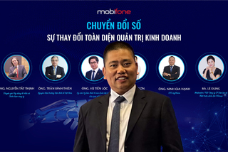 Hơn 200 doanh nghiệp tham gia tọa đàm chuyển đổi số của MobiFone