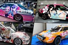 """Những xu hướng độ xe """"dị"""" nhất đến từ Nhật Bản"""