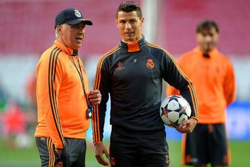 Ronaldo muốn 'tái hôn' với Real Madrid