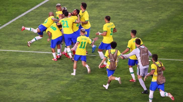 Lịch thi đấu chung kết bóng đá nam Olympic 2020: Chung kết trong mơ