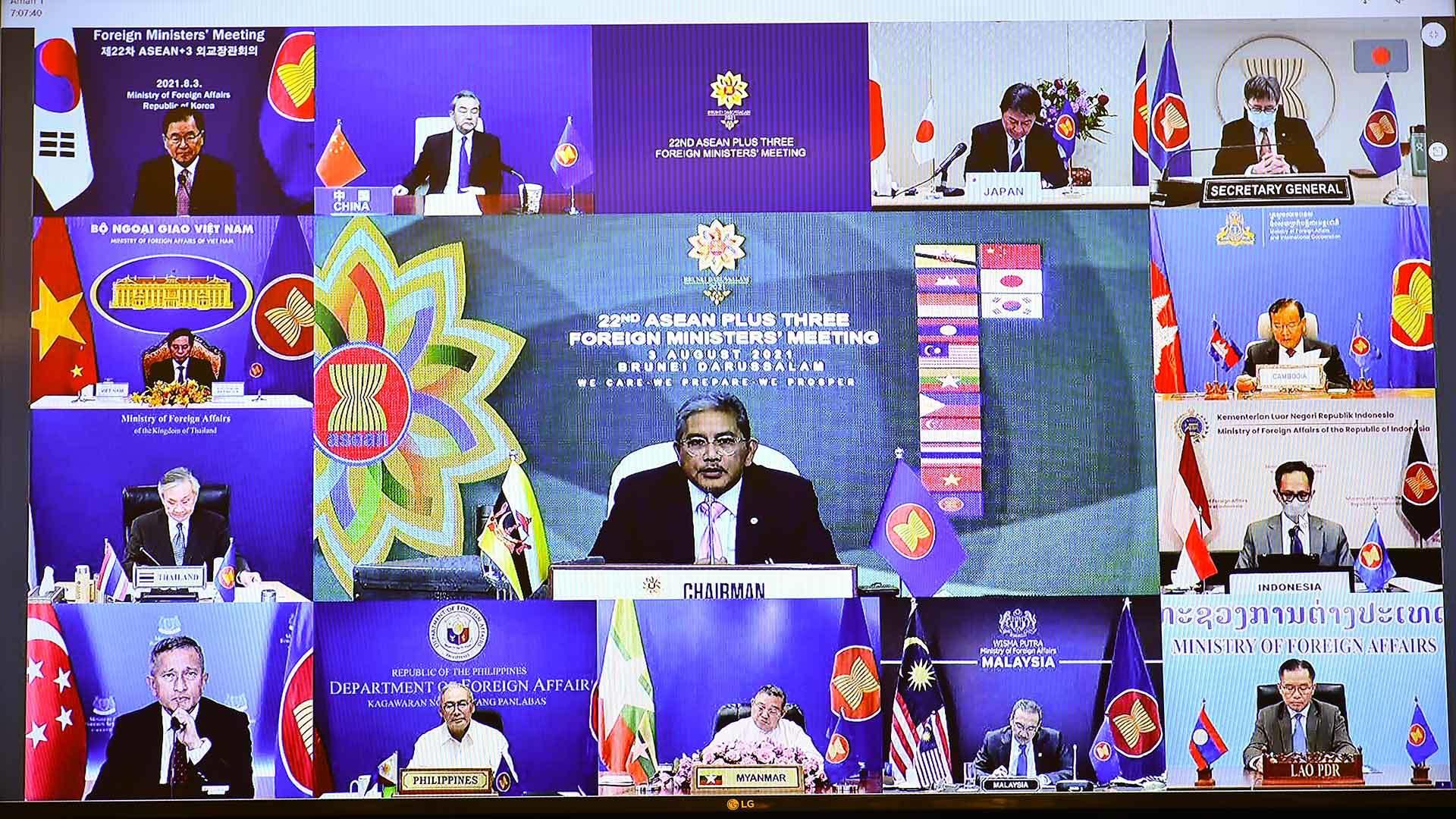 Bộ trưởng Ngoại giao: Cần hướng tới tự cường, tự chủ vắc xin Covid-19