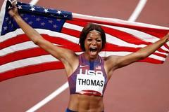 Bảng tổng sắp huy chương Olympic hôm nay 3/8: 57 đoàn giành HCV