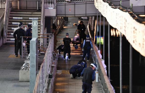 Japanese police identify Vietnamese man killed in Osaka