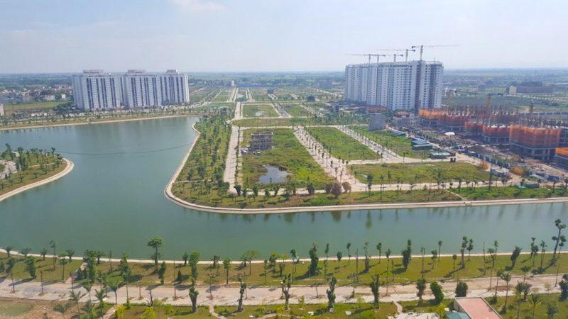 Hà Nội kiểm tra việc bàn giao đất xây trường ở khu Thanh Hà B Cienco