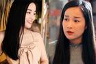 Minh Hương 'Vàng Anh' đời thường gợi cảm khác hẳn trên phim