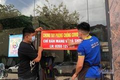 Quảng Ninh dừng một số hoạt động từ 12h hôm nay