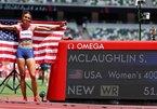 Nữ VĐV điền kinh Mỹ phá hai kỷ lục thế giới trong 69 ngày