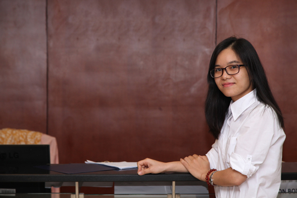 Nữ nghiên cứu sinh Đại học Oxford đam mê bất tận với… tế bào
