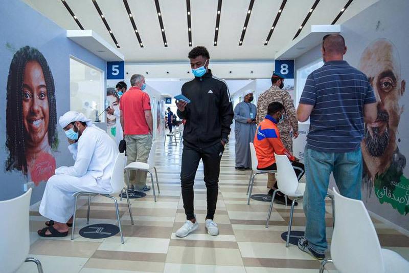 Chiến dịch tiêm chủng thần tốc bằng vắc xin Sinopharm của UAE