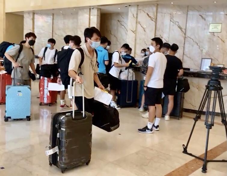 Đồng hương thầy Park rút khỏi tuyển Việt Nam