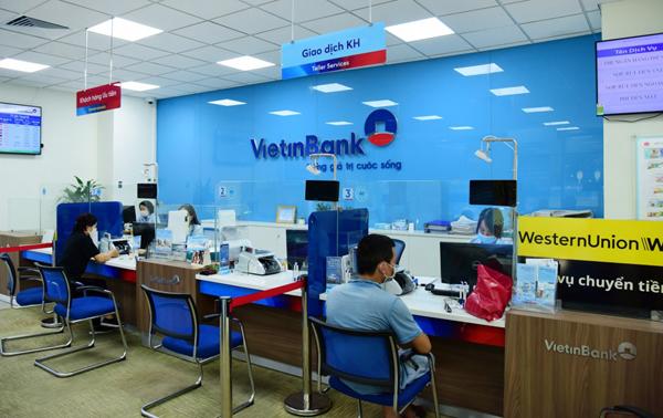 6 tháng đầu năm, VietinBank đạt 10.805 tỷ đồng lợi nhuận trước thuế riêng lẻ