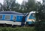 Tàu hỏa va chạm ở Cộng hòa Czech, hàng chục người bị thương