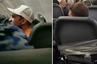 Bị tiếp viên dùng băng dính trói vào ghế ngồi vì gây sự trên máy bay