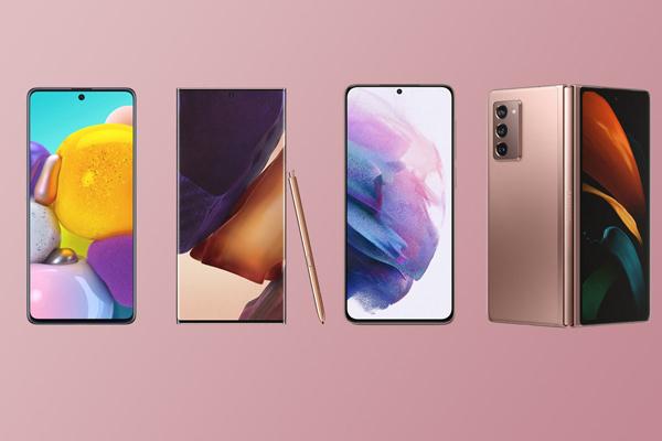 Samsung, một thập kỷ đột phá các giới hạn công nghệ smartphone