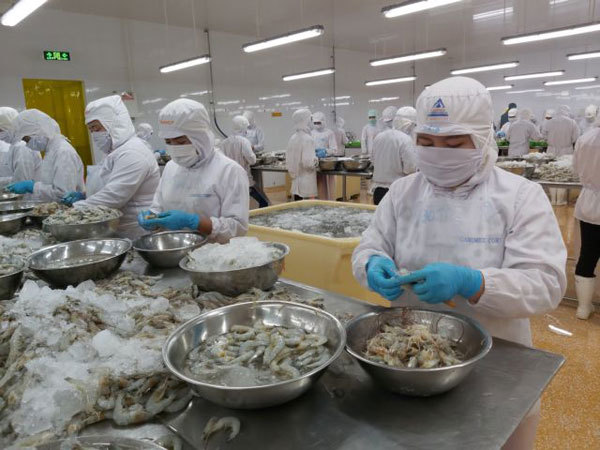 VN seafood companies to overcome COVID-19 challenges