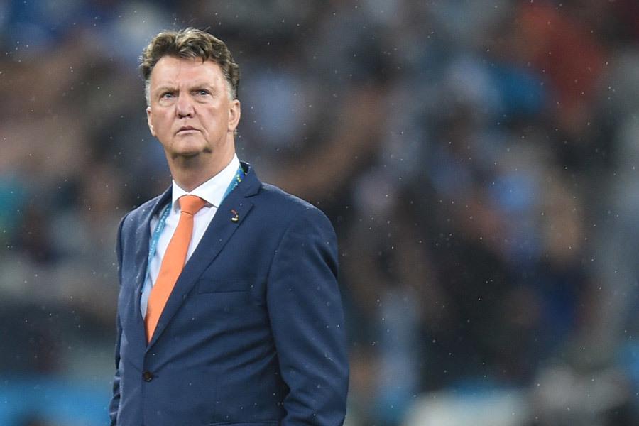 HLV Van Gaal trở lại dẫn dắt tuyển Hà Lan