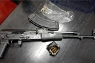 Mang súng AK47 cùng 19 viên đạn đi tìm đối thủ hù dọa giữa mùa dịch