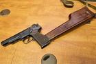 Tính năng mẫu súng lục tự động được đặc nhiệm Nga ưa chuộng