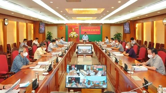 Hàng loạt lãnh đạo, nguyên lãnh đạo Hà Nội và TP.HCM bị kỷ luật