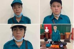 6 thanh niên đóng giả lực lượng phòng, chống dịch để cưỡng đoạt tài sản