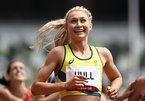 Nữ VĐV điền kinh sở hữu nụ cười đốn tim phái mạnh ở Olympic