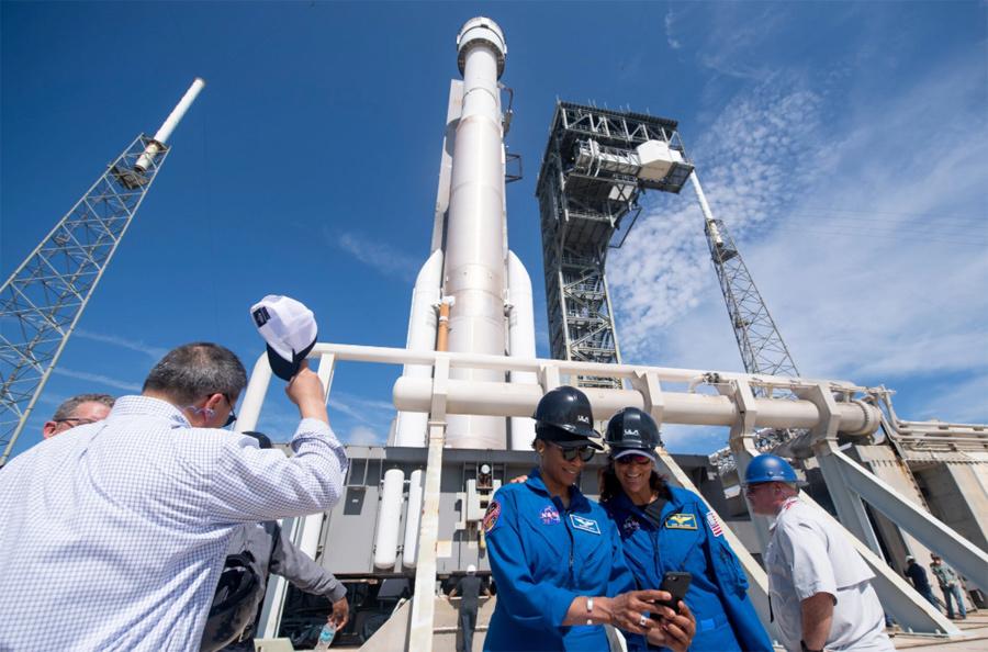 NASA và Boeing tiếp tục trì hoãn phóng tàu Starliner
