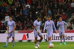 Vắng Messi, Barca thua đội bóng Áo trước mùa giải mới