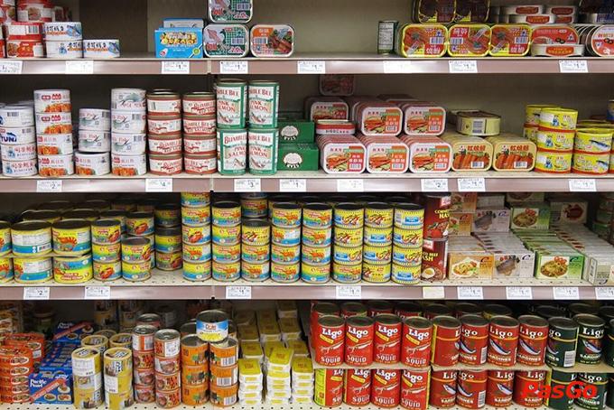 Năm thực phẩm khô dễ mua và bảo quản, tiện dùng qua giãn cách